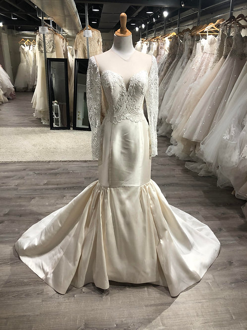 Simone Carvalli 90333 Size 8
