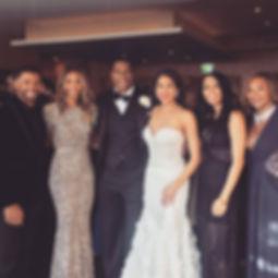 Ciara, Russell Wilson, Deshawn Shead, Jessica Shead, Seahawks