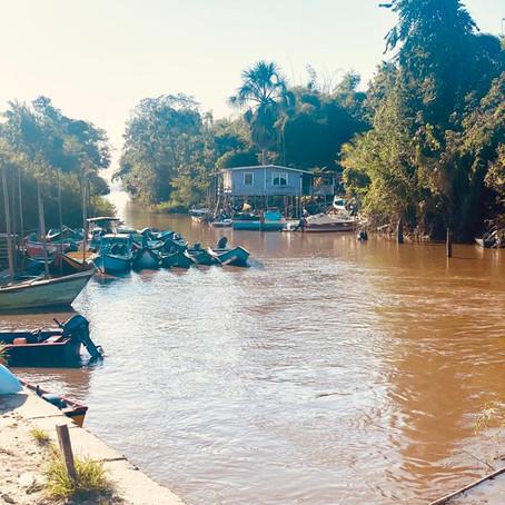 "Guyana: ""This Isn't Climate Change"""