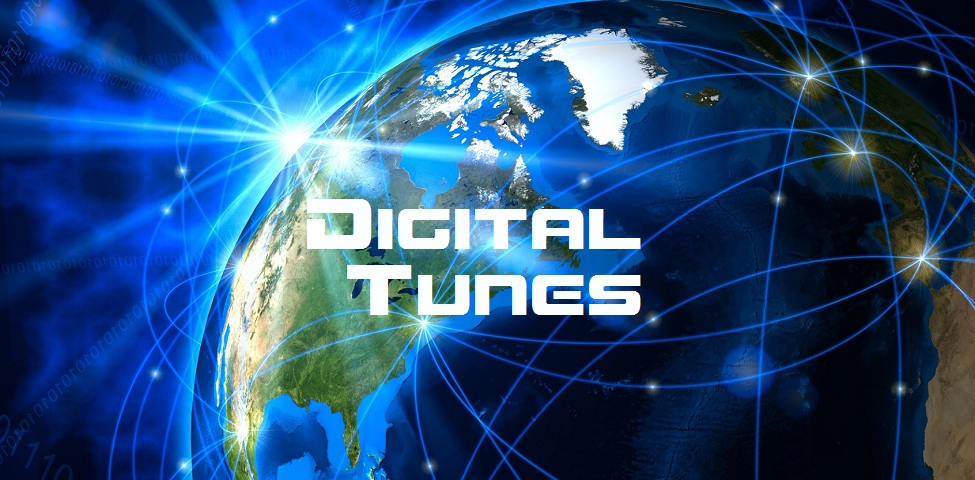 Digital Tunes w Earth Net Cool Logo v7