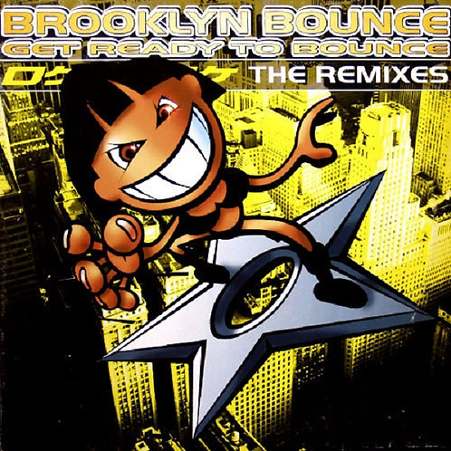 Brooklyn Bounce - Get Ready To Bounce !  (Net-Mix Radio Edit 7) NM8-13