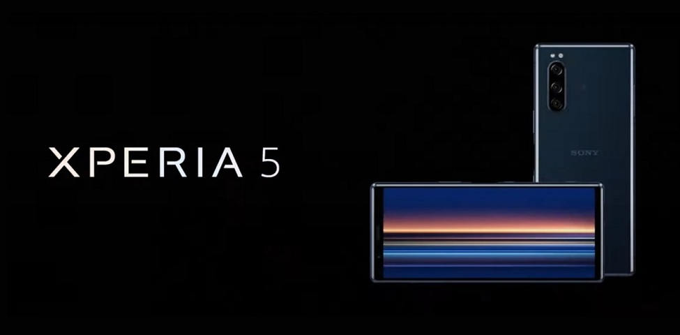 Sony Xperia 5 Ad Pic