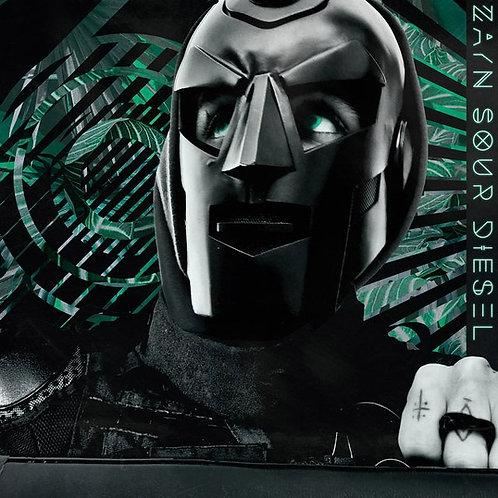 Zayn - Sour Diesel ! (New Promo Radio Edit 7)