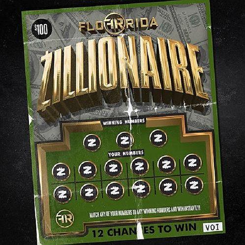 Flo Rida - Zillionaire ! (Radio Edit) NM203-5