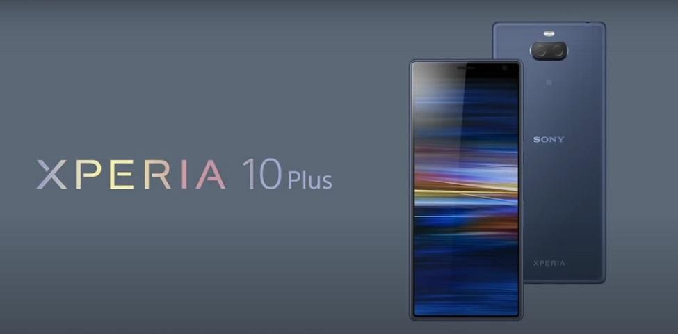 Xperia 10 plus Ad Pic