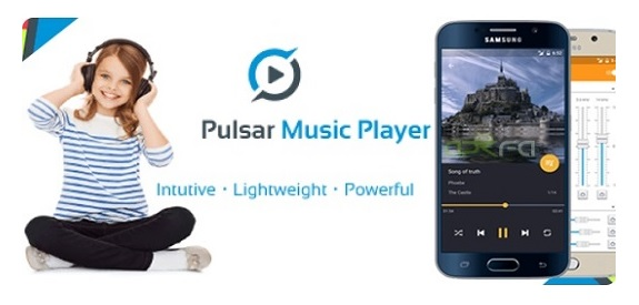Pulsar Music Player Is Best ! Available At Google Play