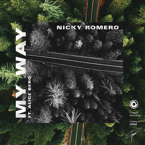 Nicky Romero ft Alice Berg - My Way ! (Promo Radio Edit 7)
