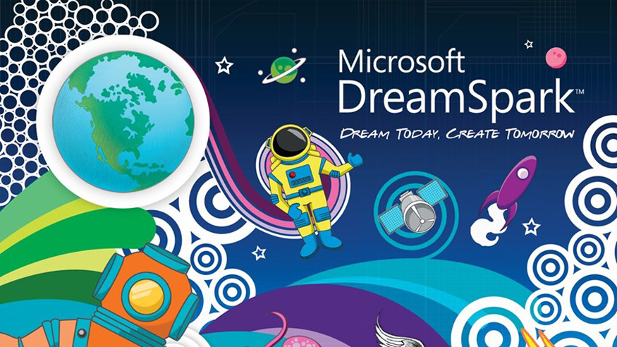 Microsoft Dreamspark ~ Dream & Create