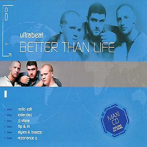 Ultrabeat - Better Than Life ! (New Radio Edit)
