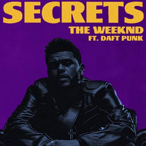 The Weeknd - Secrets (Edit)  NM215-16