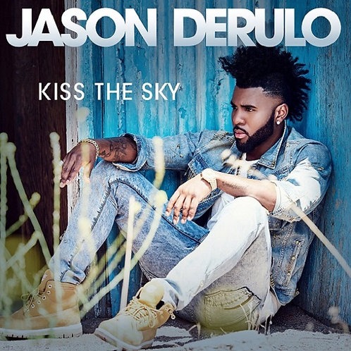 Jason Derulo - Kiss The Sky   NM201-6