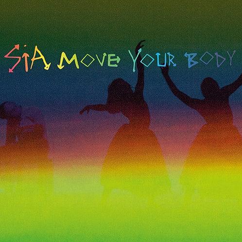 Sia - Move Your Body (Alan Walker Remix Edit)  NM215-21