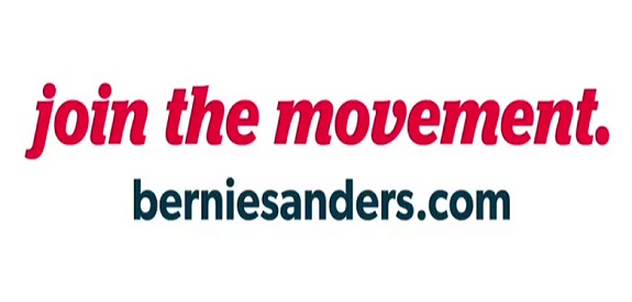 Join The Movement ~ Bernie Sanders