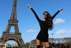 Viva Paris Eiffel Tower + Cool Girl (7)