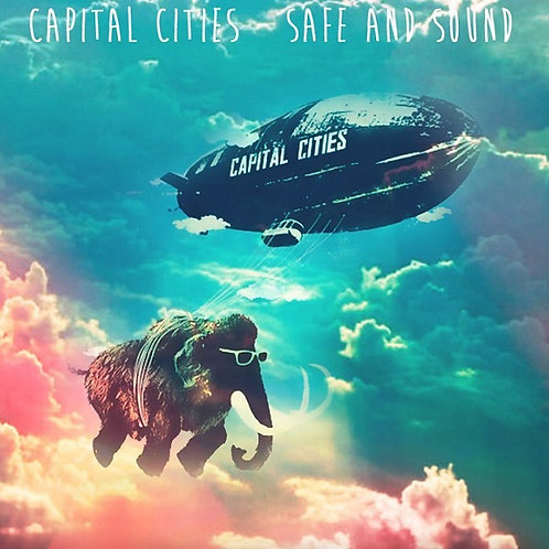 Capital Cities - Safe & Sound (New Radio Edit) NM170-15