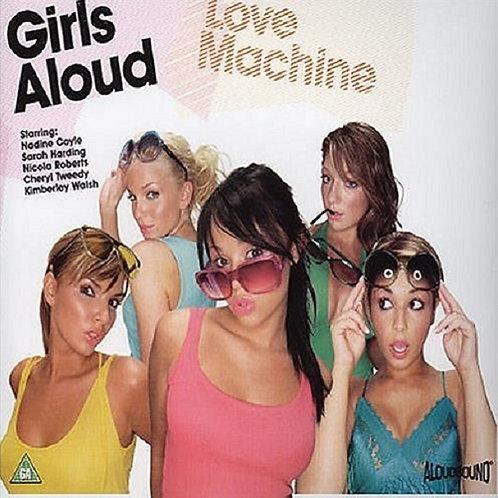 Girls Aloud - Love Machine (New Radio Edit)