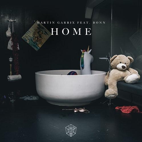 Martin Garrix & Bonn - Home !  (HQ Radio Edit 7)