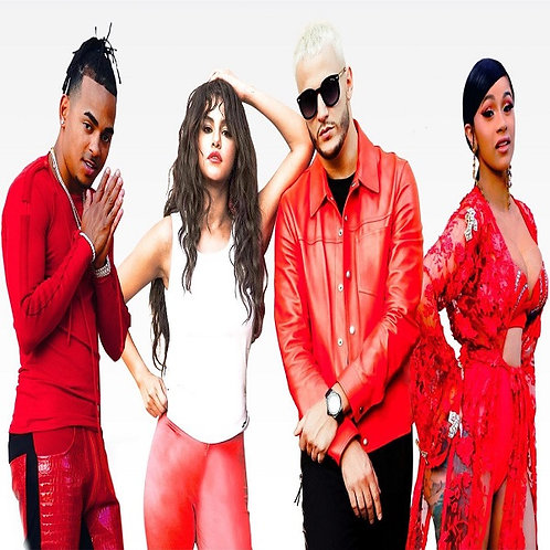 DJ Snake ft Selena Gomez, Cardi B & Ozuna - Taki Taki (DJ E-Mix's Clean Edit 7)