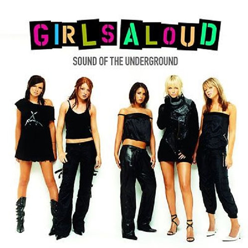 Girls Aloud - The Sound Of The Underground ! (Net-Mix New Radio Edit 7)