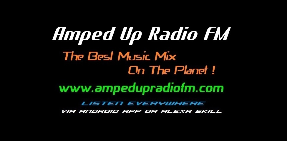 Amped Up Radio FM  2020 Ad Pic