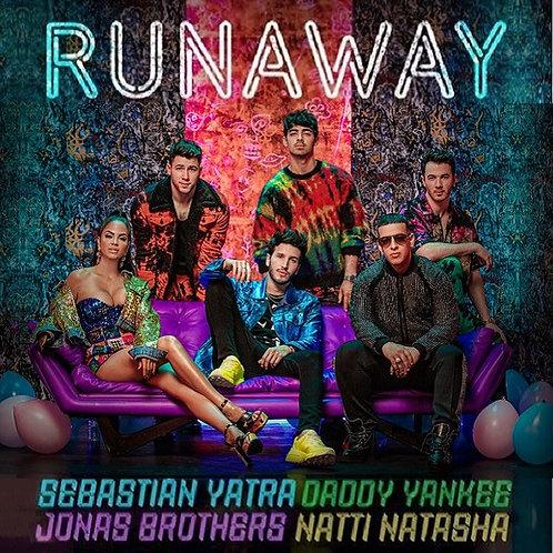 Sebastián Yatra, Daddy Yankee, Jonas Brothers & Natti Natasha - Runaway !