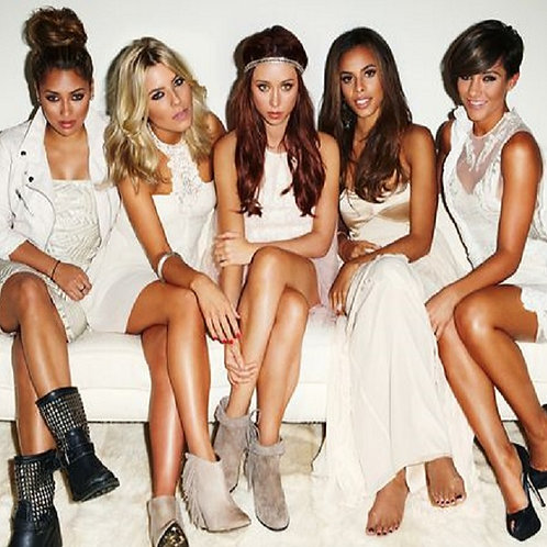 The Saturdays - Move On ! (New Radio Edit 7)