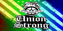 Teamsters Friends Union Strong Ad Pic