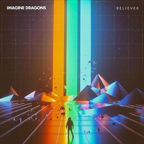 Imagine Dragons - Believer   NM209-20