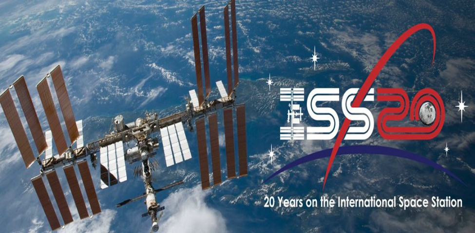 ISS Celebrating 20years