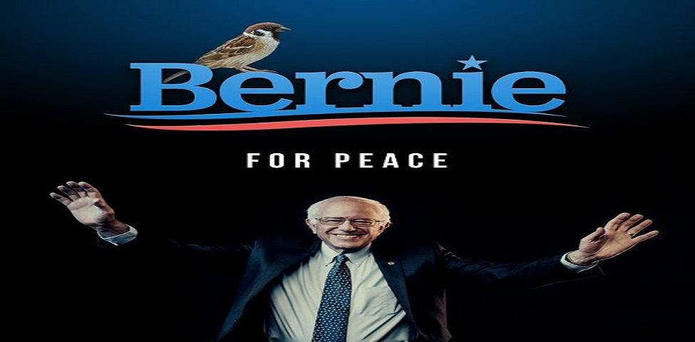 Bernie For Peace !