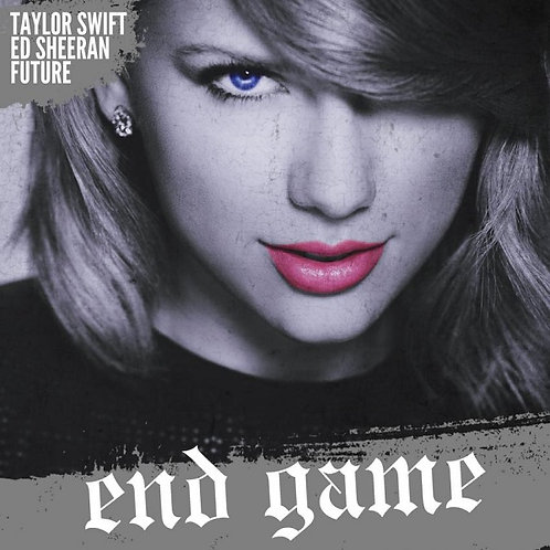 Taylor Swift ft Ed Sheeran & Future - End Game ! (Radio Edit)