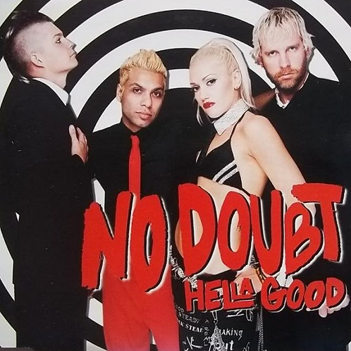 No Doubt - Hellagood ! (Original Promo Radio Edit 7) NM29-1