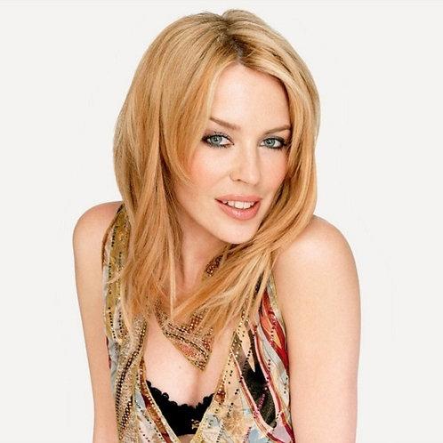Kylie Minogue - Raining Glitter (New Radio Edit)