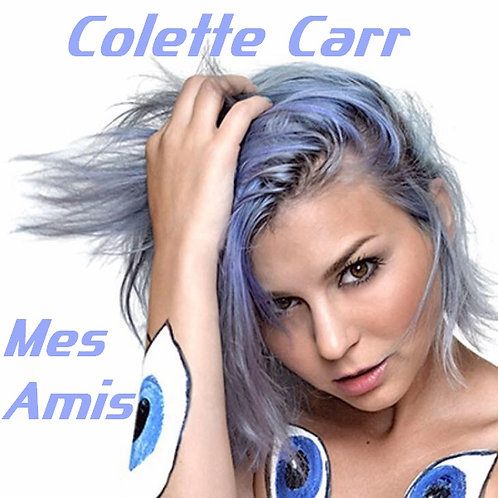 Colette Carr - Mes Amis (We Can Party !) (New Clean Radio Edit 7) NM171-1