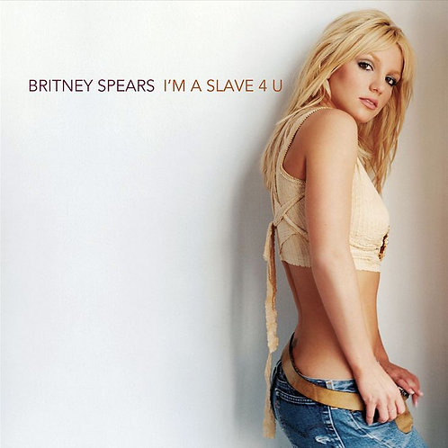 Britney Spears ft Neptunes - I'm A Slave For You ! (Original Promo New Edit)