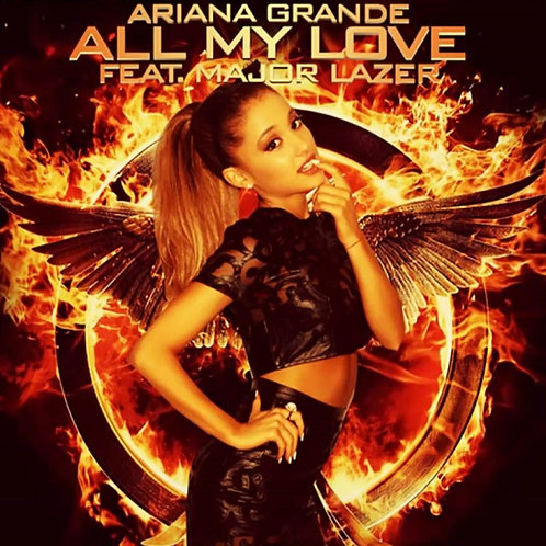 Major Lazer ft Ariana Grande - All My Love (New Radio Edit)