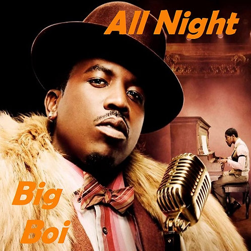 Big Boi - All Night ! (New Radio Edit Clean)