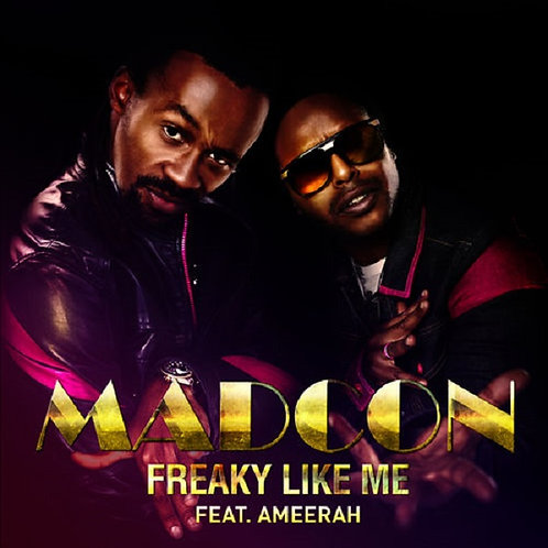 Madcon ft Ameerah - Freaky Like Me  (Net-Mix New Radio Edit 7) NM