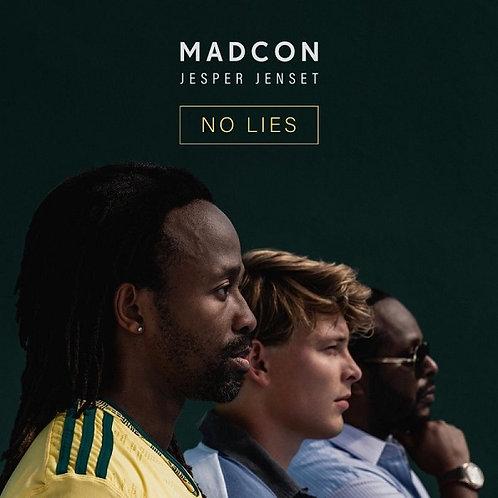 Madcon ft Jesper Jenset - No Lies ! (Promo Radio Edit 17)