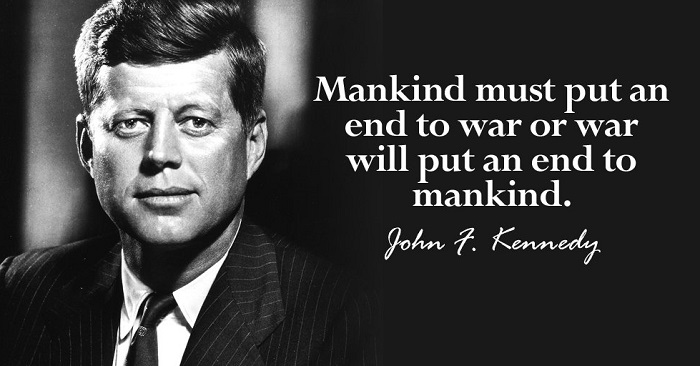 JFK Words Of Wisdom 2