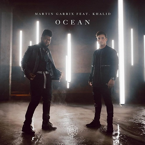 Martin Garrix ft Khalid - Ocean (New Promo Radio Edit 7)