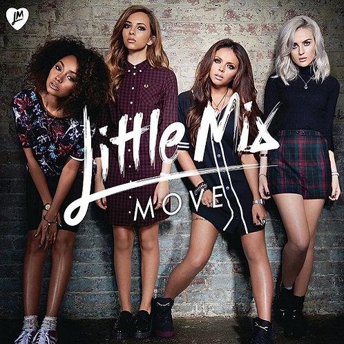 Little Mix - Move (New Radio Edit 7)