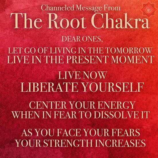 Root Chakra Activation