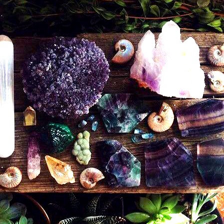 Crystal Activation & Clearing