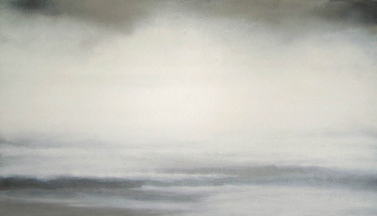 """Untitled No. 46, 2012 Gouache on Arches, 49"""" x 85"""" SOLD"""