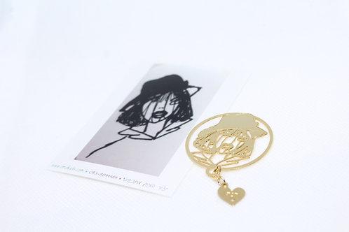 OmaKeychain - ציור הופך למחזיק מיוחד למפתחות