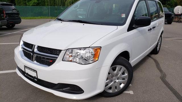 Used 2019 Dodge Grand Caravan SE