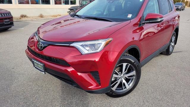 Used 2018 Toyota RAV4 LE