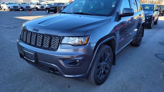 Used 2019 Jeep Grand Cherokee Altitude
