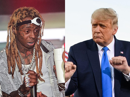 President Trump Pardons Lil Wayne and 142 others